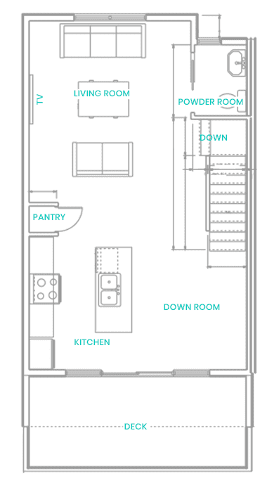 King Edward Crossing Second Floor Plan